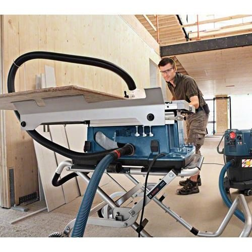 Bosch Gts 10 Xc Table Saw With Sliding Carriage 254mm 240v