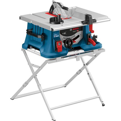 Bosch GTS 635-216 1600W 216mm Table Saw with Stand