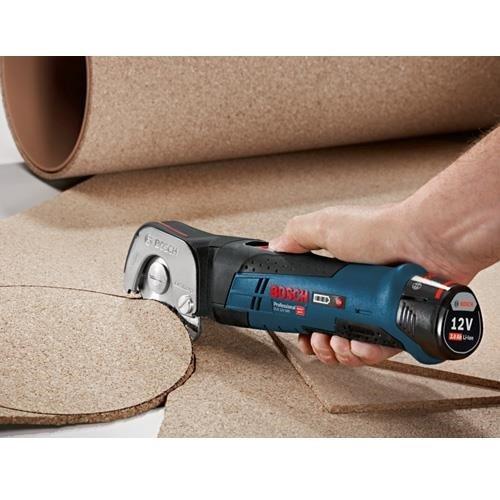 Bosch GUS12V-300 Universal Shear (2x 2Ah, L-Boxx)
