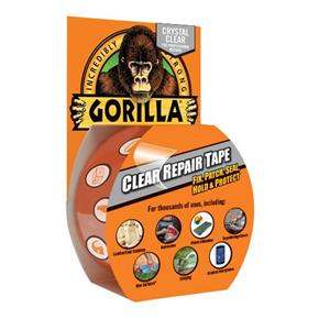 Gorilla Clear Repair Tape 8.2m x 48mm