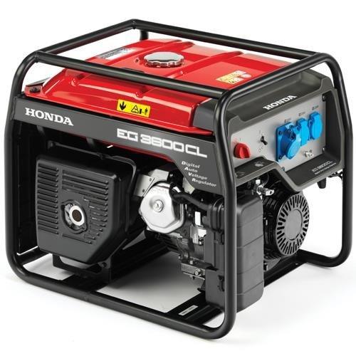 Honda EG3600 Endurance Performance Generator 3600W