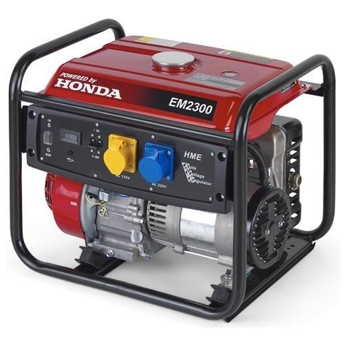 Honda EM2300 2.3kW Petrol Generator