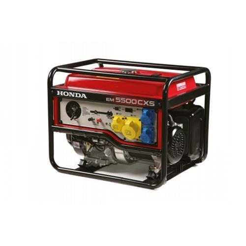 Honda EM5500S Multi-purpose Generator 5500W