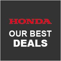 Honda DEALS