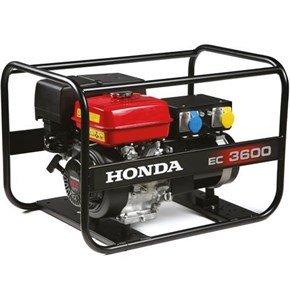 Honda EC3600 Open Frame Generator 3600w