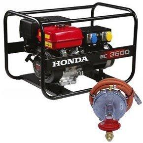 Honda EC3600 Generator 3600w (LPG)