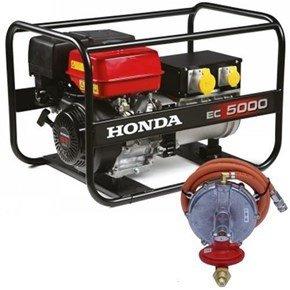Honda EC5000 Generator 5000w (LPG)