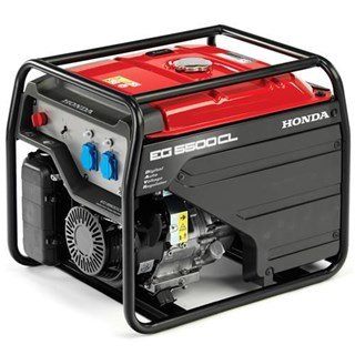 Honda EG5500 Endurance Performance Generator 5500w