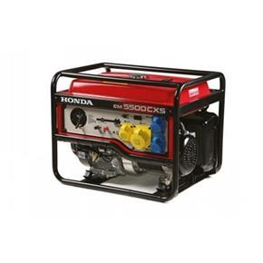 Honda EM5500S Multi Purpose Generator 5500w
