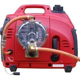 Honda EU10i Portable Quiet Generator 1000w (Door-Mounted LPG)