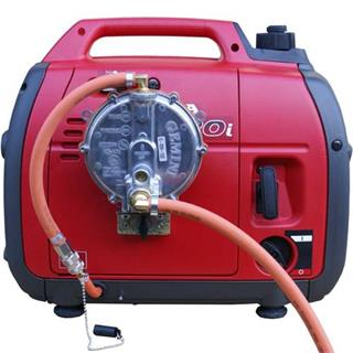 Honda EU20i Portable Quiet Generator 2000w (Door-Mounted LPG)
