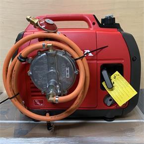 Honda EU22i 2.2kW Portable Quiet Inverter Generator (LPG Door Mounted)