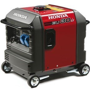 Honda EU30is Compact Quiet Inverter Generator