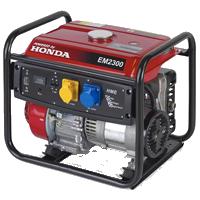 Honda Open-Frame Generators