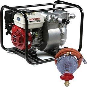 Honda WT20 2in/50mm Trash Water Pump (LPG)