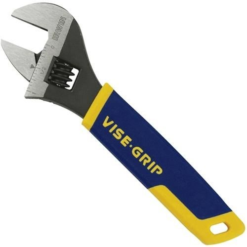 Irwin Vise Grip Adjustable Wrench 250mm