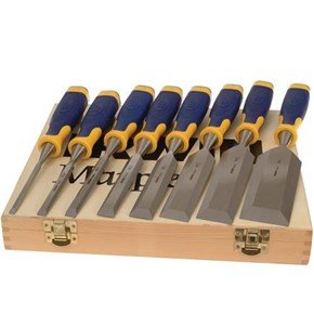 Irwin Marples Bevel Edge Chisel Set (8pc)