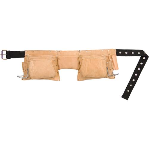 Kuny's 12-Pocket Leather Construction Apron