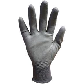 KeepSAFE Grey PU Coated Gloves (12 Pairs)