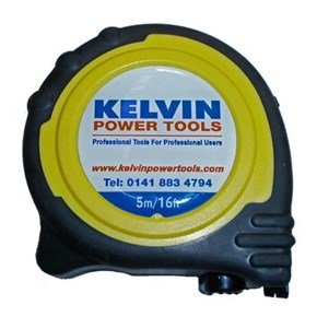 Kelvin Power Tools 5m Tape Measure