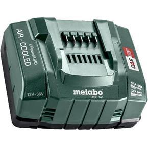 Metabo ASC145 12V-36V Li-ion Battery Fast Charger