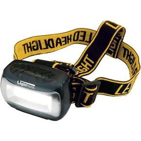 Lighthouse COB LED Wide-Beam Headlamp