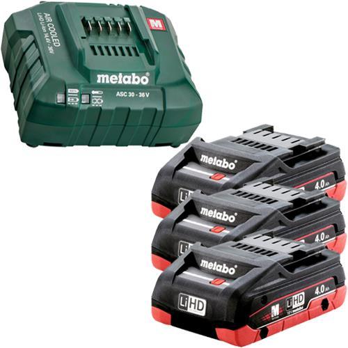 Makita Battery Adapter to Metabo 18v PREMIUM Quality for full Metabo Range