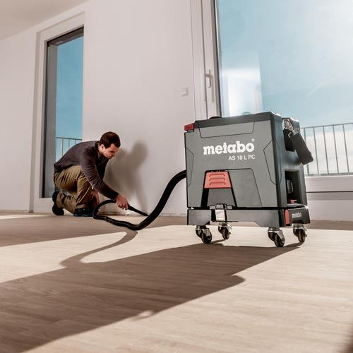 Metabo AS18LPC 18V L Class Dust Extractor 7.5L (Naked)