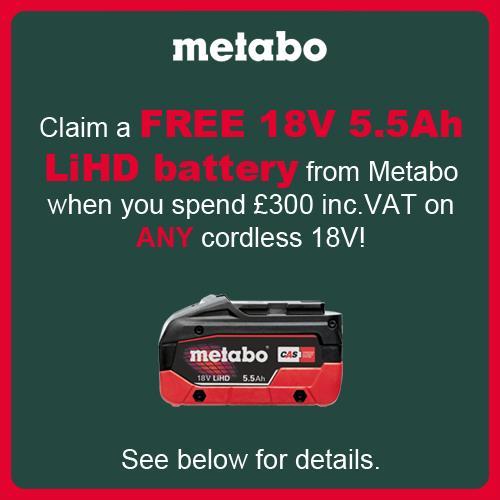 Metabo BS18LTBLSE 18V Brushless Drill Driver (Naked) *Black Edition*