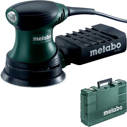 Metabo FSX 200 Intec 240W 125mm Random Orbit Sander