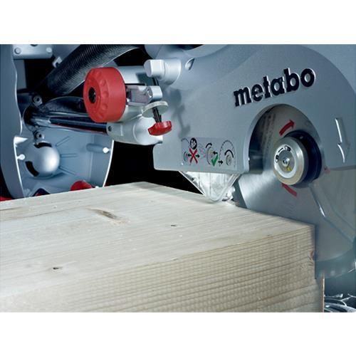 Metabo KGS315 PLUS Sliding Compound Mitre Saw
