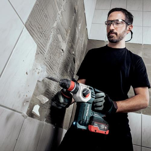 Metabo KHA 18 LTX BL 24 Quick 18V Brushless SDS Drill (2x 5.2Ah)