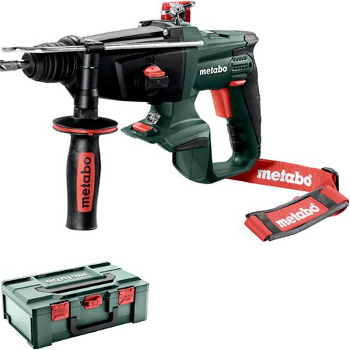 Metabo KHA 18 LTX 18V SDS Drill (Naked, MetaBox)