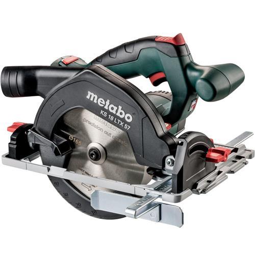 Metabo KS 18 LTX 57 18V 165mm Circular Saw (Naked)