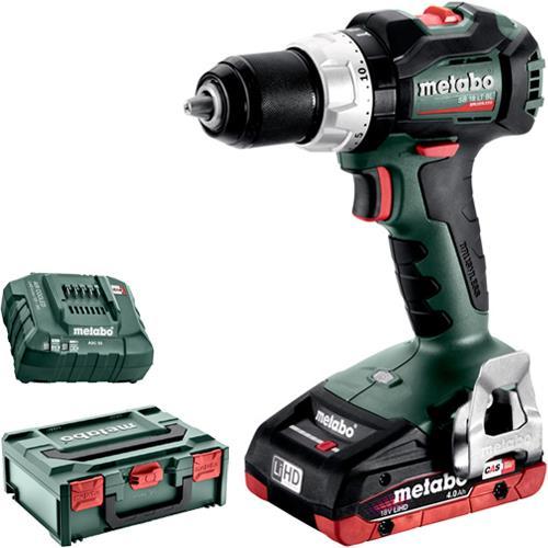 Metabo SB 18 LT BL SE 18V Brushless Combi Drill (1x 4Ah LiHD)