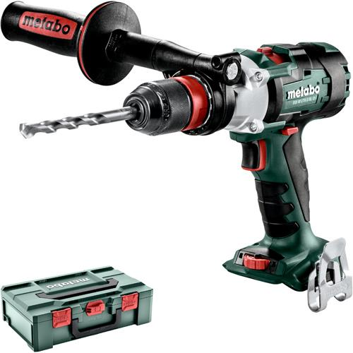 Metabo SB 18 LTX-3 BL Q I 18V Brushless Combi Drill (Naked, MetaBox)