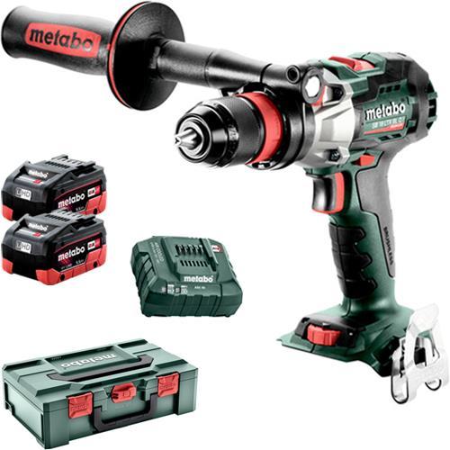 MetaboSB 18 LTX BL Q I 18V Brushless Combi Drill (2x 5.5Ah LiHD)