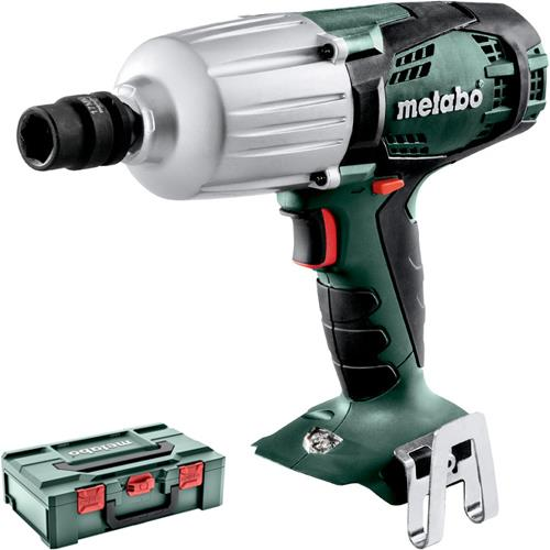 Metabo SSW 18 LTX 600 18V High-torque Impact Wrench (Naked, MetaBox)