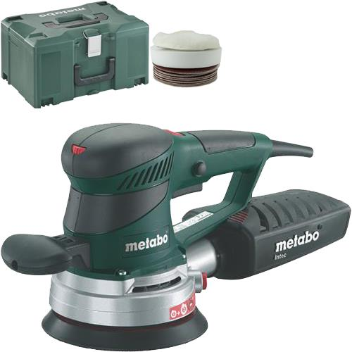 metabo sxe 450 turbotec random orbital sander kit 110v metabo. Black Bedroom Furniture Sets. Home Design Ideas