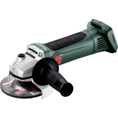 Metabo W18LTX125 18V 125mm Grinder (Naked)