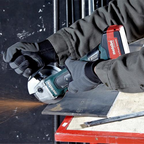 Metabo W 18 LTX 125 Q 18V 125mm Grinder (Naked)