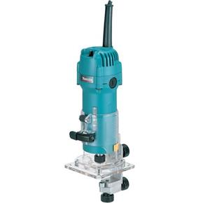 "Makita 3707F 440W 1/4"" Laminate Trimmer"