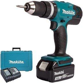 Makita DHP453SF 18V Combi Drill (1x 3Ah)
