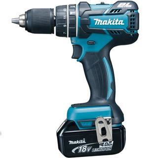 Makita DHP480 RMJ 18v Combi Drill Brushless (4.0Ah)