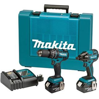 Makita DLX2002M 18v Set (4.0Ah)