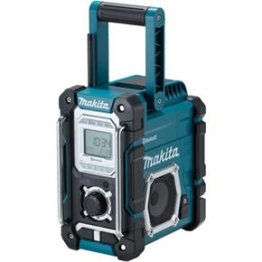 Makita DMR108 Mains/7.2V-18V Jobsite Radio (Naked) Bluetooth/Aux/USB