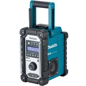 Makita DMR109 Mains/7.2V-18V DAB Jobsite Radio (Naked)