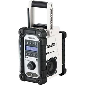 Makita DMR109W Mains/7.2V-18V DAB Jobsite Radio (Naked)
