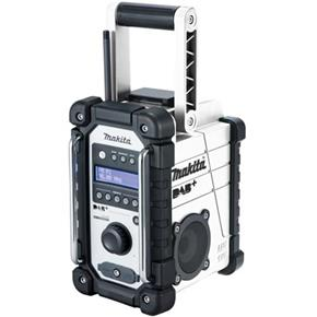 Makita DMR110W 18V DAB Radio (Naked)