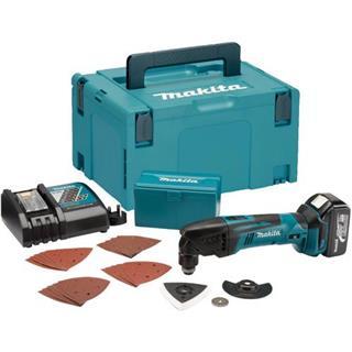 Makita DTM50RM1J1 18v Multi-Tool Kit (1x 4.0Ah)